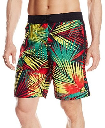 Adidas-Mens-Tropic-Thunder-Volley-Swim-Trunk-black-multi