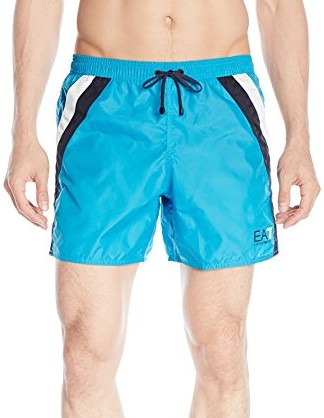 Emporio-Armani-Mens-Color-Block-Sea-World-Swim-Short-turquoise