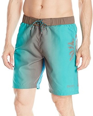 BOSS-HUGO-BOSS-Mens-Orinoco-Swim-Short-green