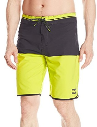 Billabong-Mens-Fifty-50-X-Boardshort-lime