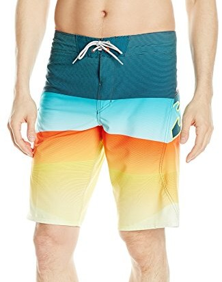Billabong-Mens-Revolver-X-Boardshort-neo-lime