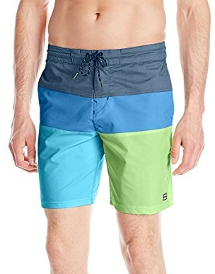Billabong-Mens-Tribong-Interchange-Lo-Tide-Boardshort-neon-green