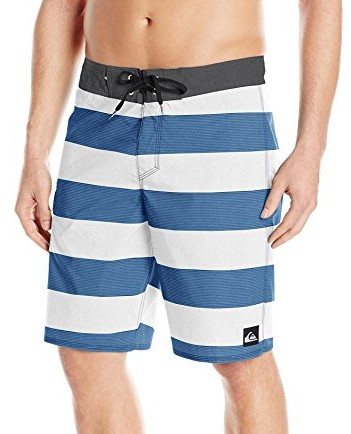 Quiksilver-Mens-Everyday-Brigg-Vee-20-Boardshort-estate-blue