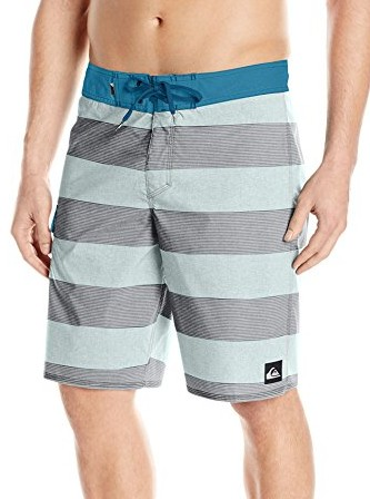 Quiksilver-Mens-Everyday-Brigg-Vee-20-Boardshort-stone-blue