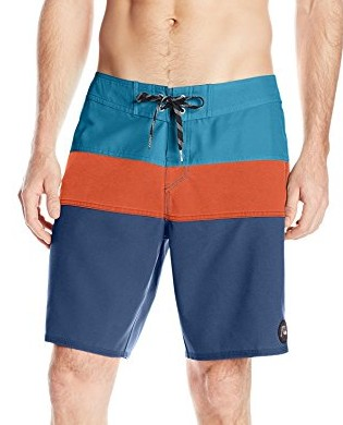 Quiksilver-Mens-Classic-Panel-19-Inch-Boardshort-dark-denim