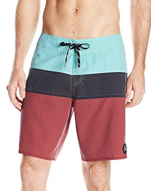 Quiksilver-Mens-Classic-Panel-19-Inch-Boardshort-american-beauty
