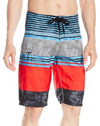 Burnside-Mens-Time-Out-Boardshort-black