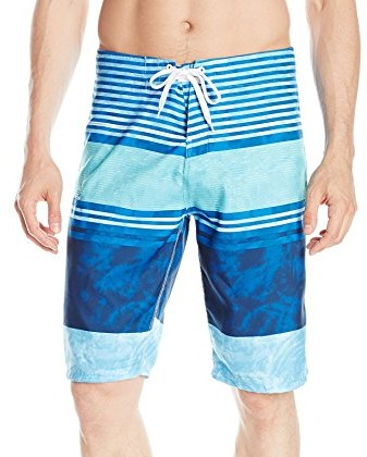 Burnside-Mens-Time-Out-Boardshort-blue