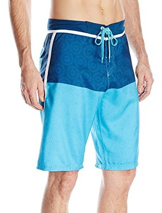 Burnside-Mens-Time-Out-Boardshort-turquoise