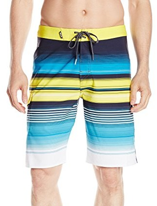 Rip-Curl-Mens-Overrun-Boardshort-yellow