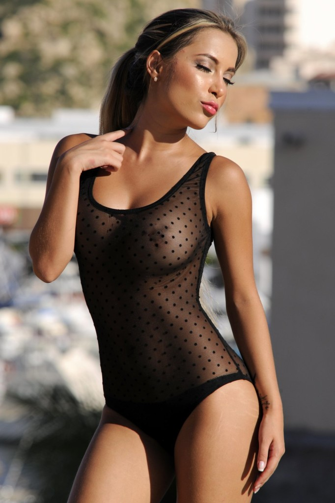 French-Dot-Sheer-1-PC-UjENA-swimwear