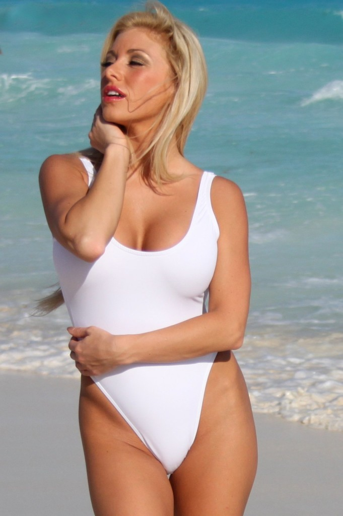 White-Double-Dip-1-PC-UjENA-swimwear