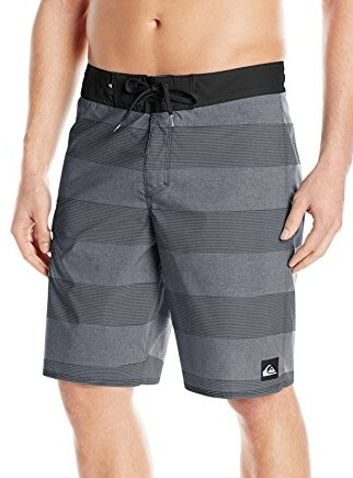 Quiksilver-Mens-Everyday-Brigg-Vee-20-Boardshort-black