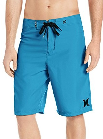 Hurley-Mens-One-and-Only-22-Inch-Boardshort-cyan