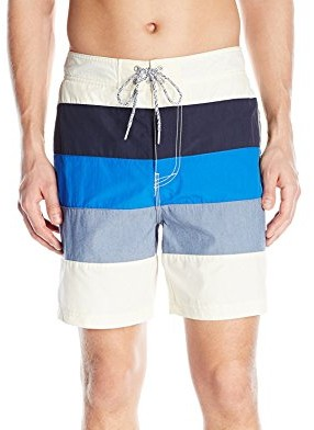 Nautica-Mens-Quick-Dry-Color-Block-Boardshort-sail-cream