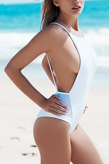 Zero-City-Women-Swimsuit-One-Piece-Sexy-Backless-Monokini-white-swimwear